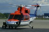 Photo: Canadian Helicpoters, Sikorsky S-76, ZS-RJS
