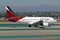 Photo: TACA, Airbus A319, N991TA