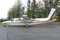 Photo: Air Spray, North American - Rockwell 690 Commander, C-FIIL