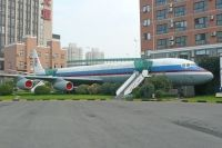 Photo: Untitled, Douglas DC-8-61