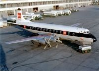 Photo: British European Airways - BEA, Vickers Viscount 800, G-APEX