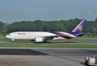 Photo: Thai Airways International, Boeing 777-200, HS-TJH