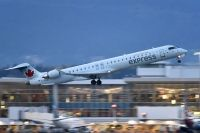 Photo: Air Canada Express, Canadair CRJ Regional Jet, C-FJZD