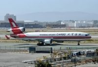 Photo: Shanghai Airlines Cargo, McDonnell Douglas MD-11, B-2179