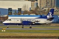 Photo: Pacific Coast Airlines, Saab SF340, C-GPCN