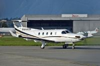 Photo: Untitled, Pilatus PC-12, N444CM