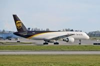 Photo: United Parcel Service - UPS, Boeing 757-200, N414UP