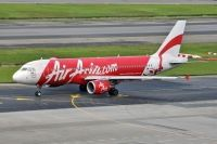 Photo: Air Asia, Airbus A320, 9M-AHL