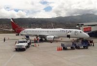 Photo: TACA, Embraer EMB-190, N985TA