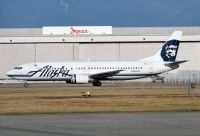 Photo: Alaska Airlines, Boeing 737-400, N792AS