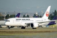 Photo: Japan Airlines - JAL, Boeing 787, JA830J