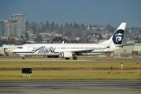 Photo: Alaska Airlines, Boeing 737-900, N307AS