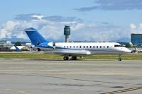 Photo: Untitled, Bombardier BD-700 Global Express, VP-BLQ