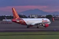 Photo: Batik Air, Airbus A320, PK-LAT