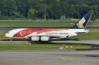 Photo: Singapore Airlines, Airbus A380, 9V-SKJ