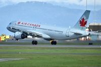 Photo: Air Canada, Airbus A320, C-FKCK
