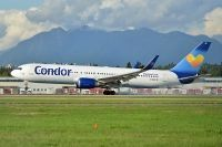 Photo: Condor, Boeing 767-300, D-ABUK
