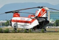 Photo: Helifor, Boeing-Vertol 234, C-FHFB
