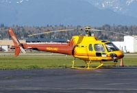 Photo: Highland Helicopters, Aerospatiale Ecureuil, C-FYYA