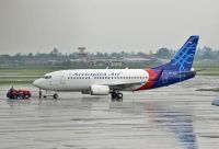 Photo: Sriwijaya Air, Boeing 737-500, PK-CLU