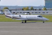 Photo: Untitled, Lear Learjet 55, N125LR