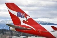 Photo: Qantas, Boeing 747-400, VH-OEJ