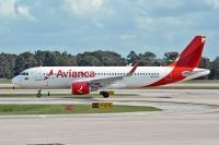 Photo: Avianca, Airbus A320, N743AV