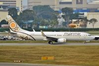 Photo: Myanmar, Boeing 737-800, XY-ALB