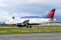Photo: Delta Air Lines, Airbus A319, N362NB