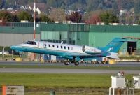 Photo: London Air Services, Lear Learjet 45, C-FMGL