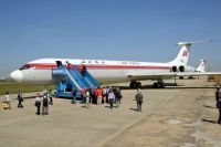 Photo: Air Koryo, Ilyushin IL-62, P-885