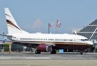 Photo: Untitled, Boeing 737-700, N162WC