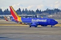 Photo: Southwest Airlines, Boeing 737-700, N759GS