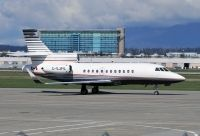 Photo: Untitled, Dassault Falcon 900, C-GJPG