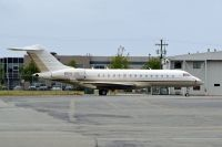 Photo: TAG Aviation, Bombardier BD-700 Global Express, HB-JGE