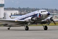 Photo: Eastern Air Lines, Douglas DC-3, N18121