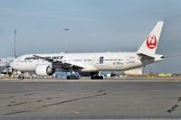 Photo: Japan Airlines - JAL, Boeing 777-300, JA731J