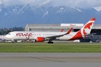 Photo: Air Canada Rouge, Boeing 767-300, C-GHLU