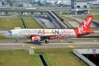 Photo: Air Asia, Airbus A320, 9M-AHX