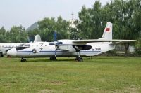 Photo: CAAC, Antonov An-26, 808