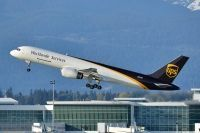 Photo: United Parcel Service - UPS, Boeing 757-200, N457UP