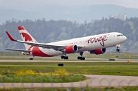 Photo: Air Canada Rouge, Boeing 767-300, C-GHLT