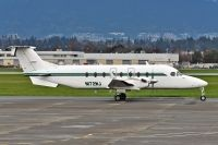Photo: Untitled, Beech 1900, N172MJ