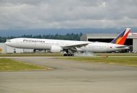 Photo: Philippine Airlines, Boeing 777-300, RP-C7773