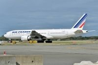 Photo: Air France, Boeing 777-200, F-GSPP