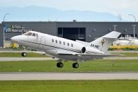 Photo: Untitled, Beech Hawker 800, XA-NIC