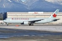 Photo: Air Canada, Boeing 767-300, C-GHOZ