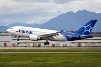 Photo: Air Transat, Airbus A310, C-GLAT