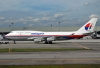 Photo: Malaysia Airlines, Boeing 747-400, 9M-MPP