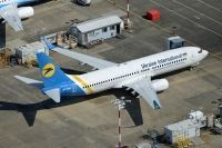 Photo: Ukraine International Airlines, Boeing 737-800, UR-PSR